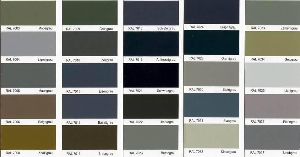 Kunststofffenster ral farben  if-farben-ral-endbehandelt